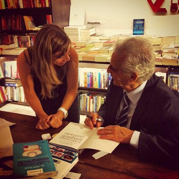 Photo taken at Livraria da Vila by Paula M. on 3/1/2013