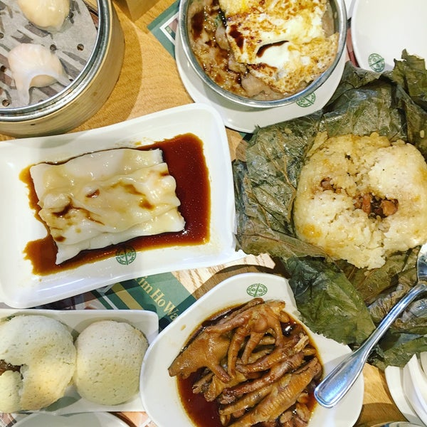 Line starts at 8:30am and 3:30pm, be prepared. But the food is worth the wait! Highly recommend: rice rolls (freshly made), chicken in lotus leaves, pork chops, and the most famous chashu bun!