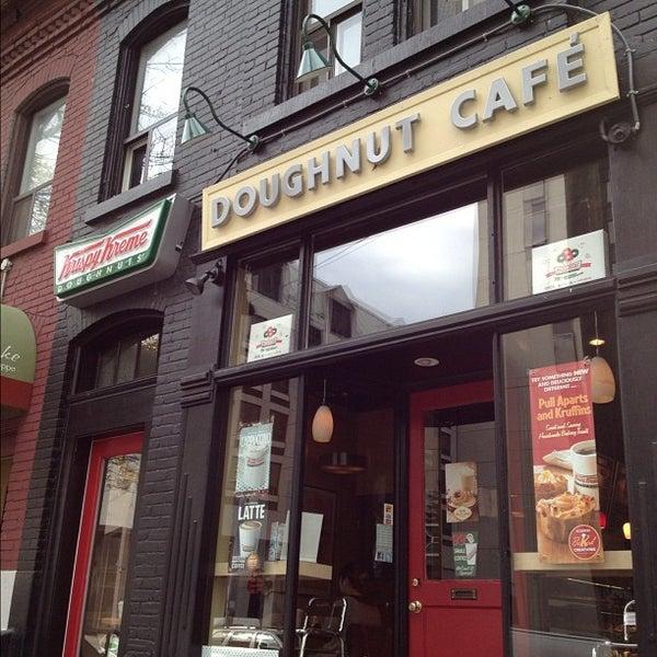 krispy kreme doughnut cafe donut shop. Black Bedroom Furniture Sets. Home Design Ideas
