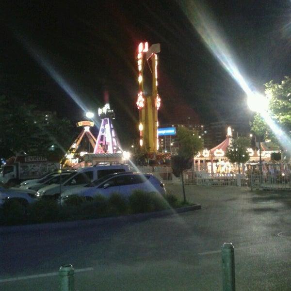 Park luna arcade for Puerta 9 luna park
