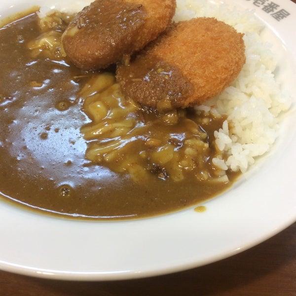 Photo taken at CoCo壱番屋 渋谷区宇田川町店 by 髙橋 on 11/16/2014
