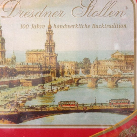 Christmas Stollen now available (traditional German sweet)