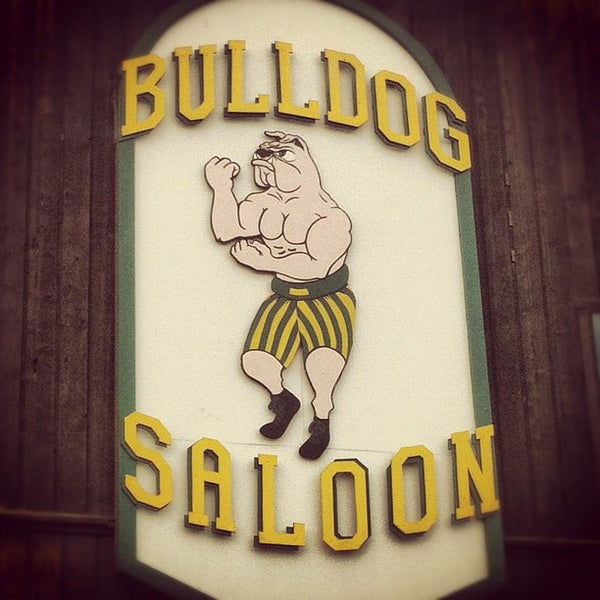 Bulldog saloon whitefish mt for Xi an food bar mt albert