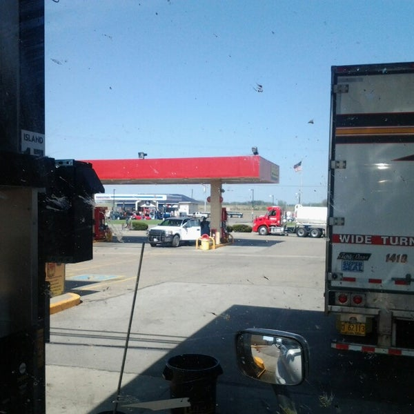 Photo taken at Pilot Travel Center by Dennis C. on 5/8/2014
