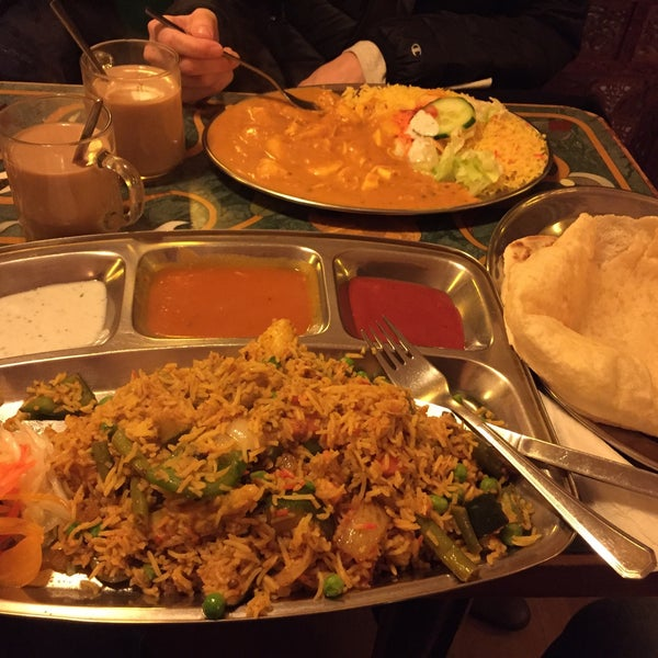 Curries in berlin for Agni indian cuisine