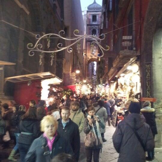 Photo taken at S. Gregorio Armeno by Claudio M. on 12/29/2012