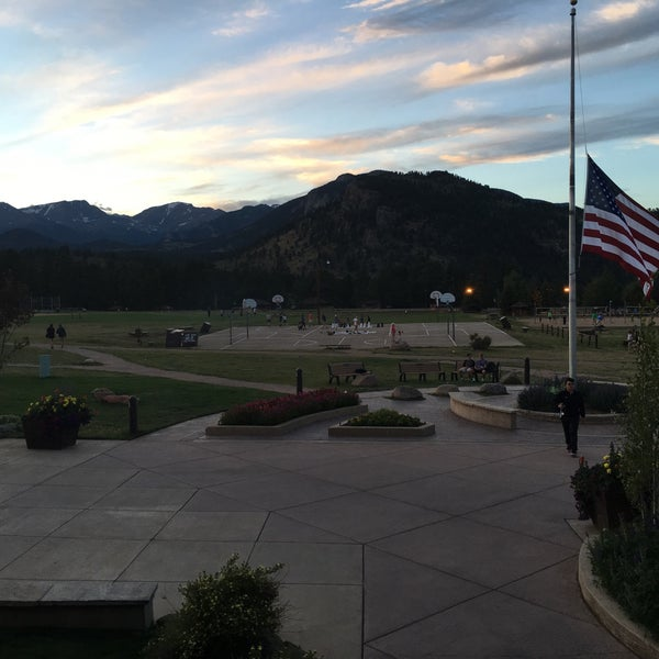 Photo taken at YMCA of the Rockies by Catherine Grace F. on 7/10/2016