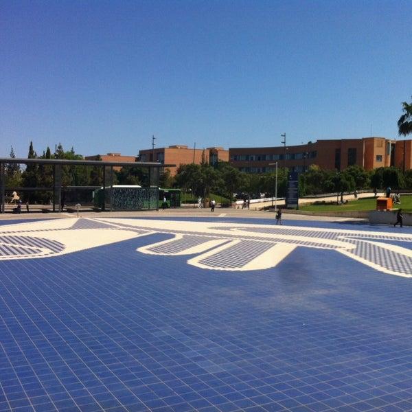 Photo taken at Universitat Jaume I (UJI) by Javier L. on 5/14/2014