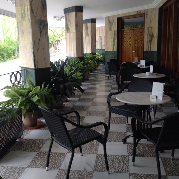 Photo taken at Hotel Alixares 4* by Alice _. on 4/21/2015