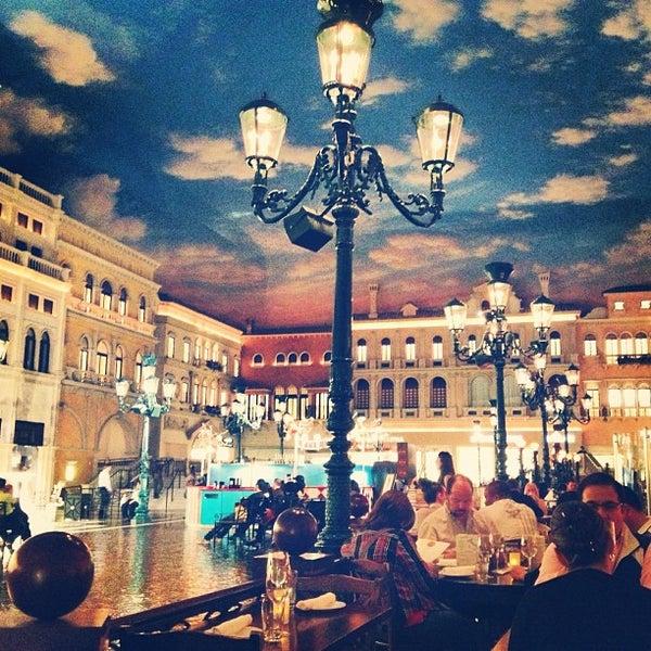 Photo taken at Otto Las Vegas by Federico N. on 11/6/2012