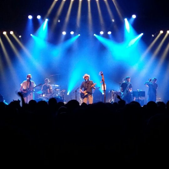 Photo taken at AB Ancienne Belgique by Dieter R. on 3/13/2014