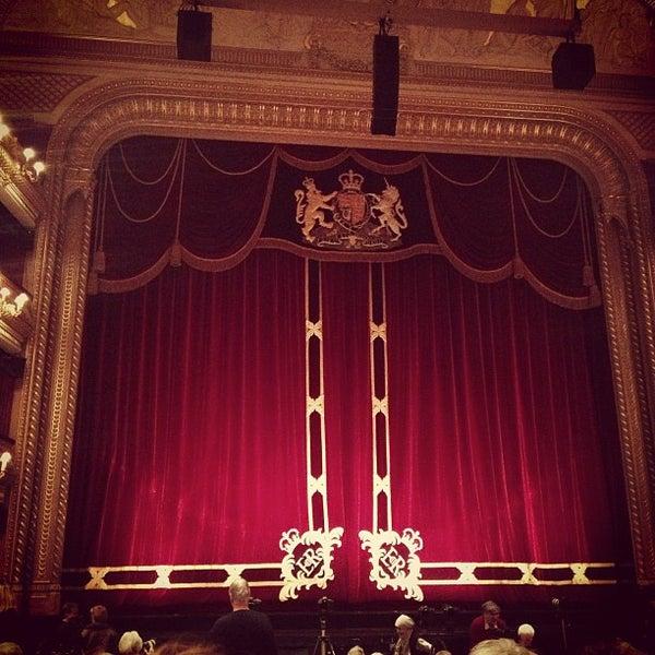 Photo taken at Royal Opera House by Zita G. on 11/3/2012