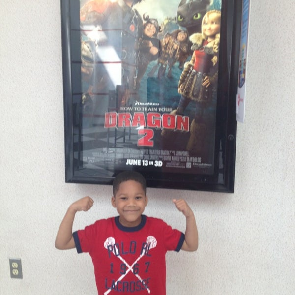 Photo taken at AMC Loews Brick Plaza 10 by Mike O. on 6/29/2014