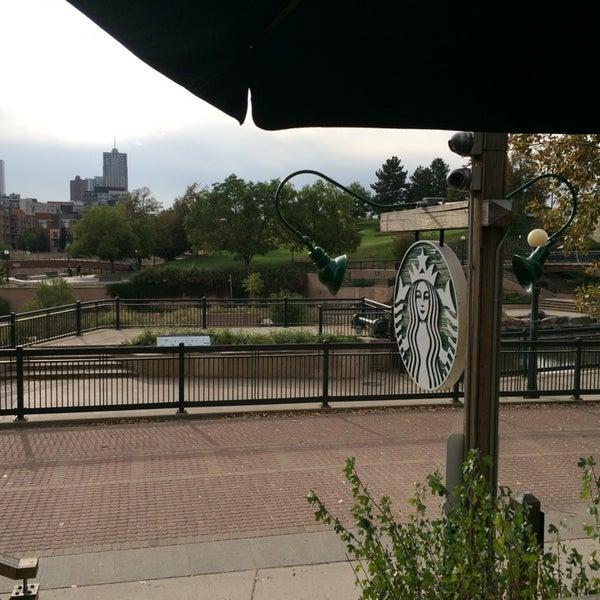 Photo taken at Starbucks by Eric E. on 10/9/2014