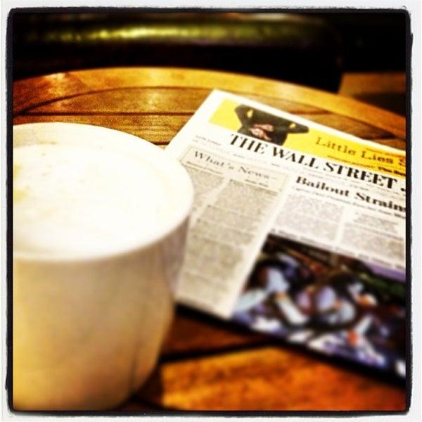 Photo taken at Starbucks by Tyson G. on 3/26/2013