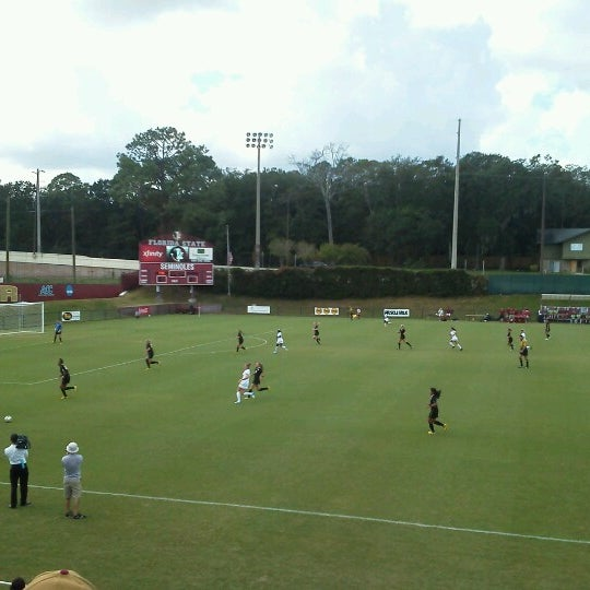 Photo taken at The Seminole Soccer Complex by David O. on 9/16/2012