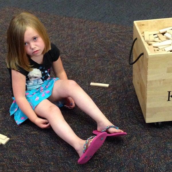 Photo taken at Long Island Children's Museum by jen C. on 7/20/2014