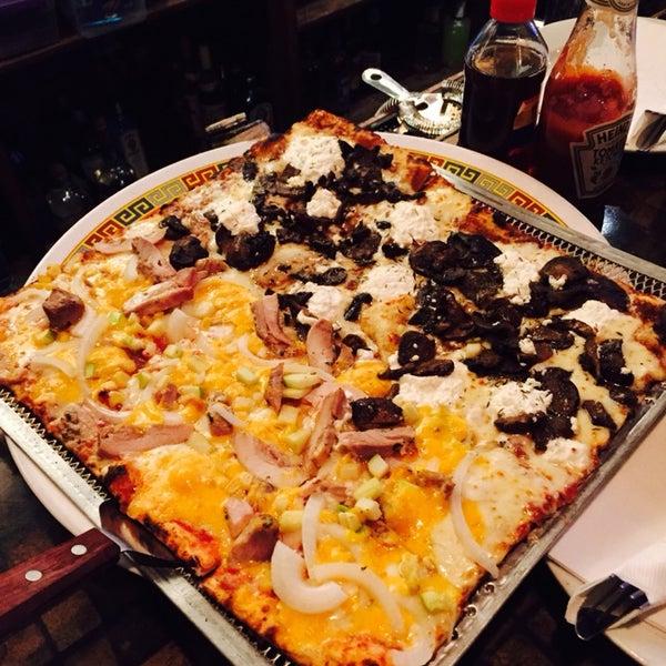 Pizza, any pizza!