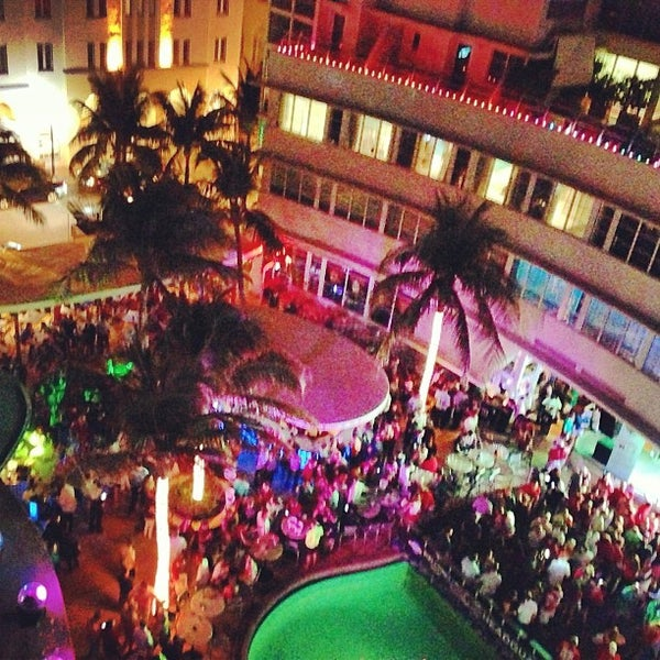 Photo taken at Clevelander by @MaxJCrowley on 1/8/2013