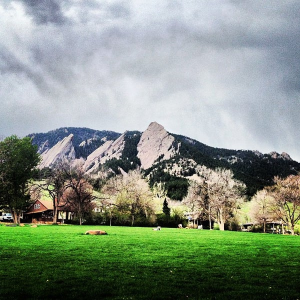 Photo taken at Chautauqua Park by AJaye R. on 5/14/2013