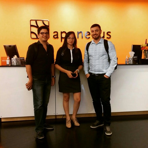 Photo taken at AppNexus by Fabrizio B. on 8/5/2015