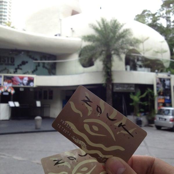 Photo taken at Zouk Club Kuala Lumpur by Ted on 7/5/2013