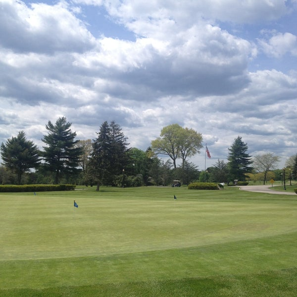 Photo taken at Quidnessett Country Club by Alana R. on 5/18/2013