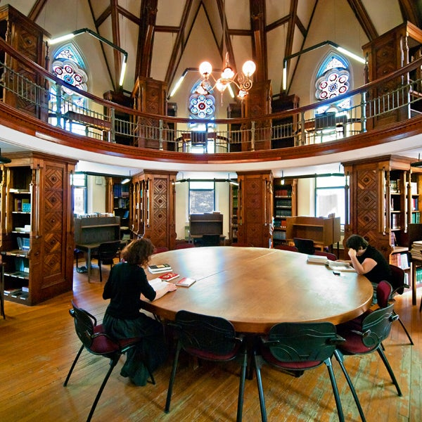 Mclennan Study Room