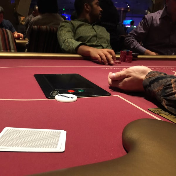 Photo taken at Aria Poker Room by Luis G. on 8/26/2016