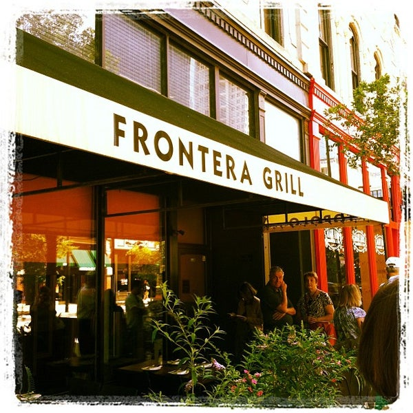 Photo taken at Frontera Grill & Topolobampo by Brad W. on 7/20/2012