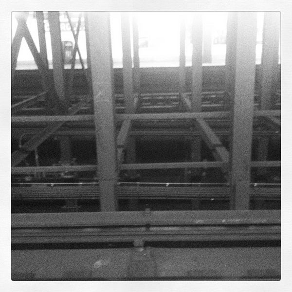 Photo taken at MTA Subway - Carroll St (F/G) by Kirsten P. on 10/27/2012