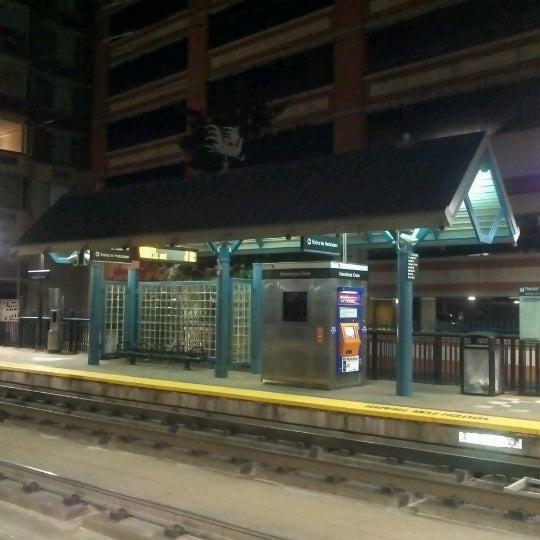Harsimus Cove Light Rail Station