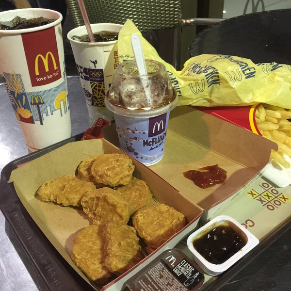 Photo taken at McDonald's by Richard R. on 2/3/2016