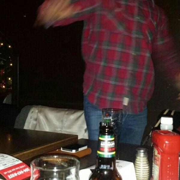 Photo taken at King's Head Pub by Joe E. on 11/28/2014