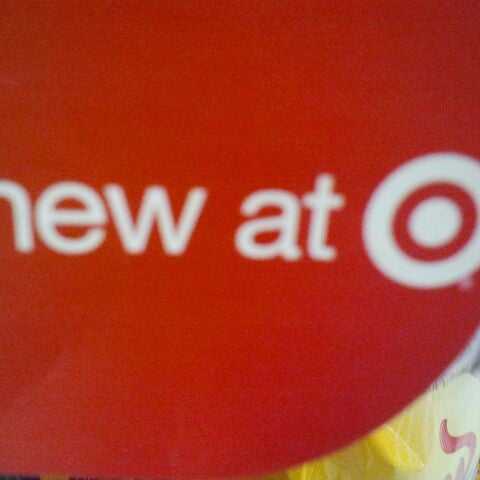 Photo taken at Target by Christopher L. on 5/9/2012