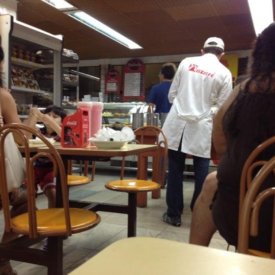 Photo taken at Supermercados Nazaré by Fernando V. on 4/1/2012