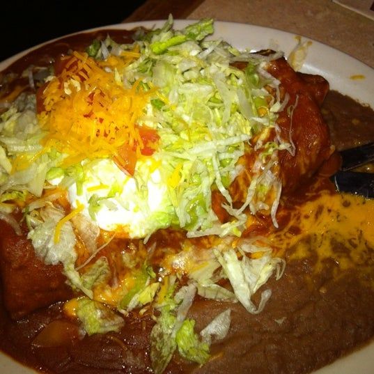 Poncho S Mexican Food And Cantina Phoenix Az