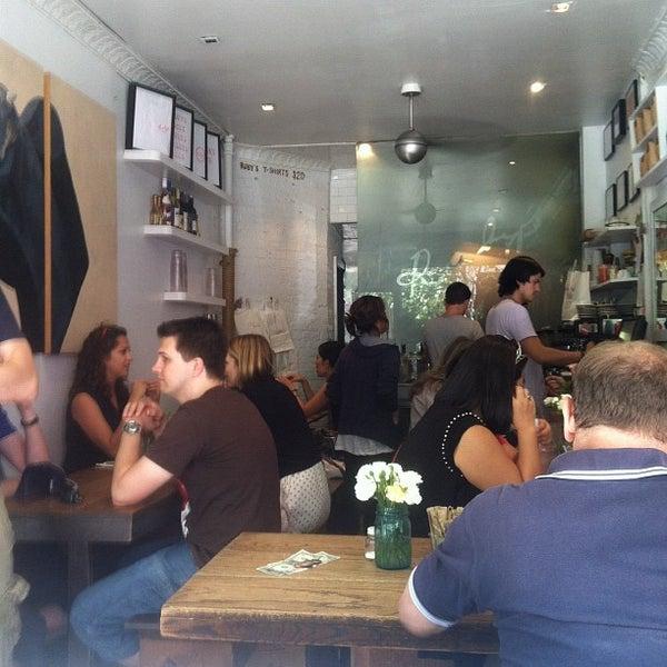 Photo taken at Ruby's Café by Michael V. on 8/29/2012