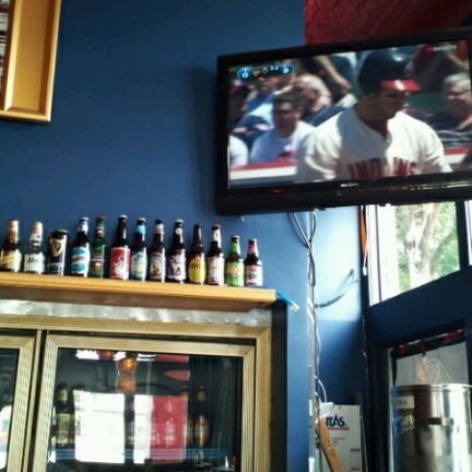 Photo taken at Pizza Lounge by Mike D. on 5/6/2012