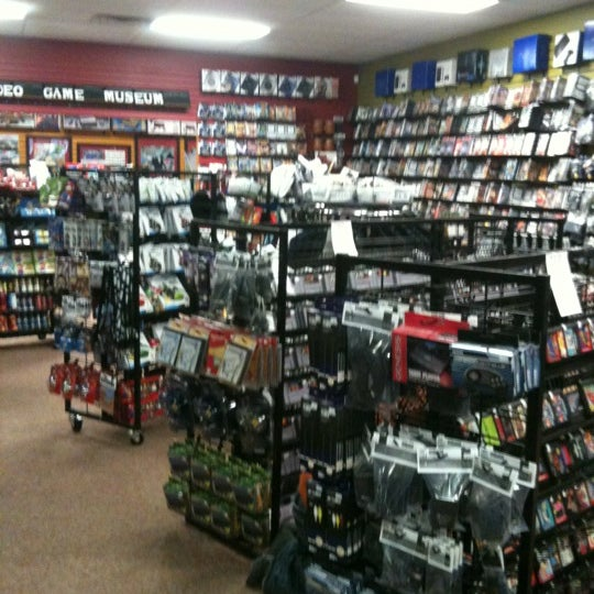 Photo taken at Game Over Videogames by Albert C. on 4/4/2012