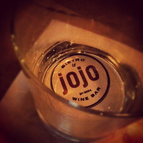 Photo taken at JoJo Bistro & Wine Bar by T.C. P. on 3/25/2012