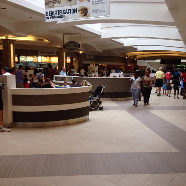 Perimeter Mall Food Places