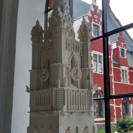 Photo taken at Stadsmuseum Gent | STAM by Rebeca A. on 7/26/2014
