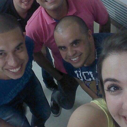 Photo taken at Costeira Transportes by Gisleine N. on 9/26/2014