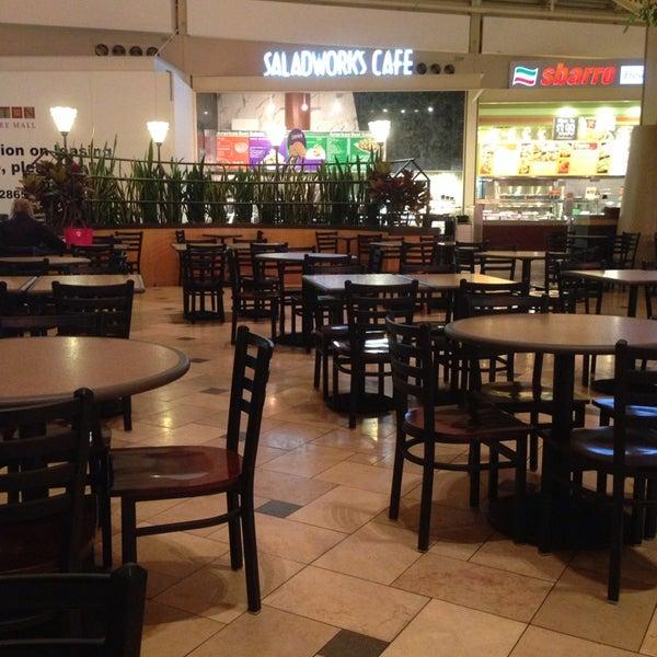 Exton Mall Food Court