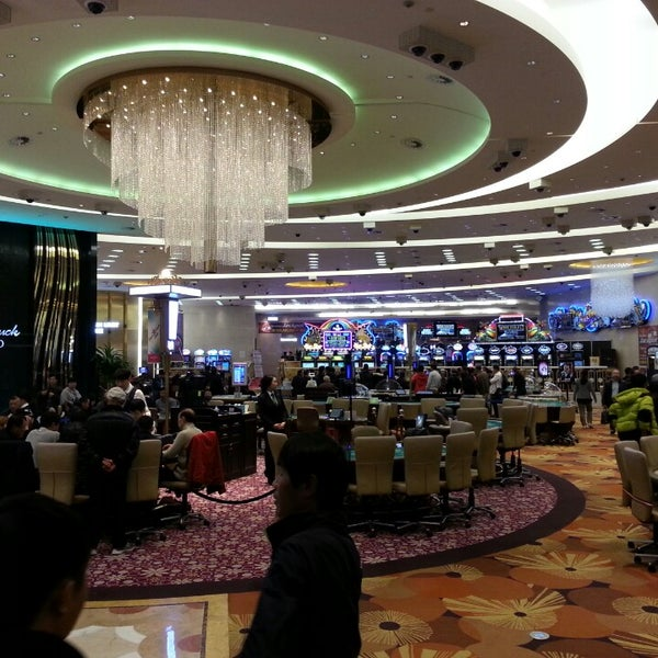 Photo taken at Seven Luck Casino by Ring n. on 11/25/2013