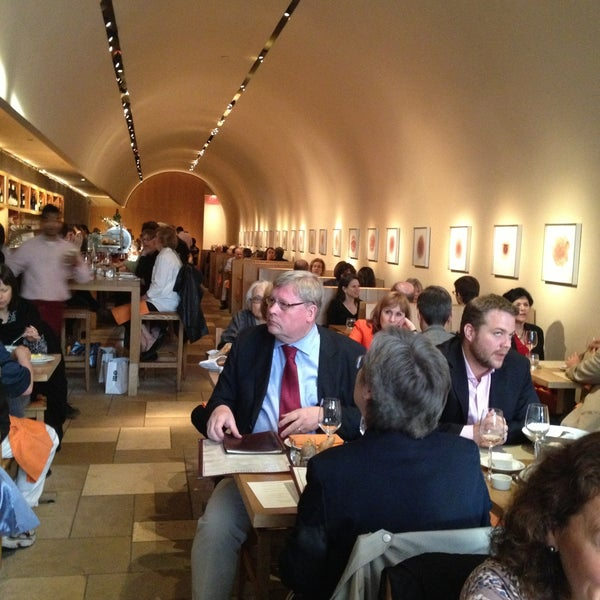 Photo taken at Bar Boulud by Melanie T. on 4/27/2013