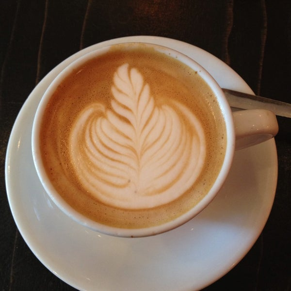 Photo taken at Flat White by Sherene T. . on 7/19/2013