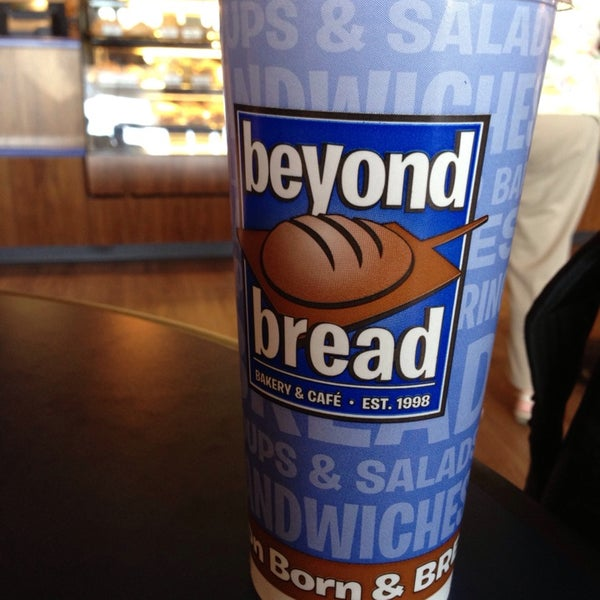Photo taken at Beyond Bread by Carlos L. on 6/14/2013
