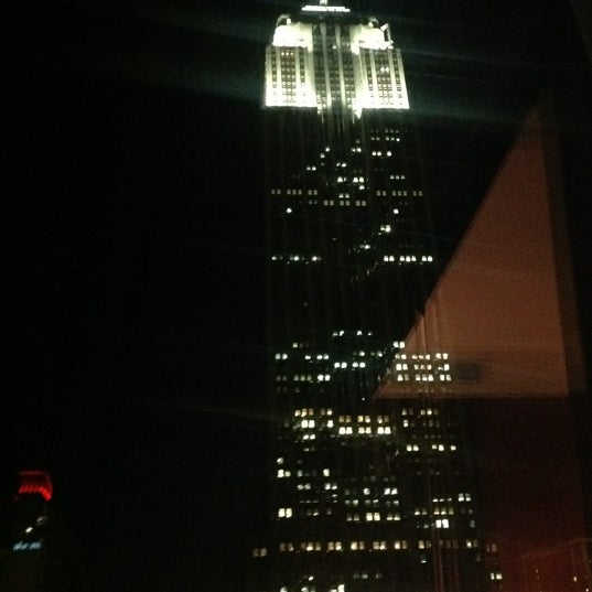 Photo taken at The Setai Fifth Avenue by Pavel S. on 10/12/2012